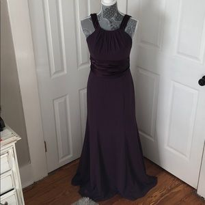 David's bridal formal dress size 6